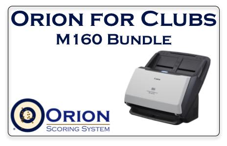 Orion for Clubs M260 bundle
