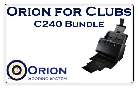 Orion for Clubs C240 bundle